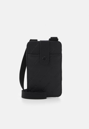 HANDSFREE PHONECASE WITH WALLET - Phone case - black