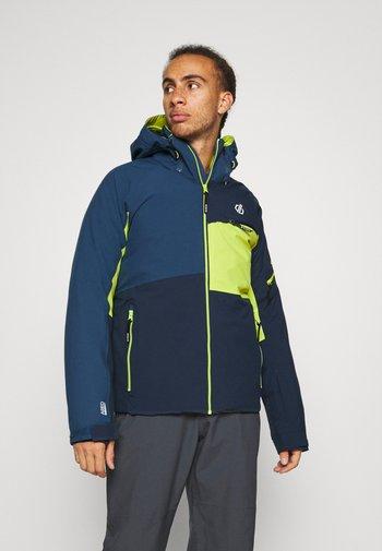 SUPERCELL PRO  - Lyžařská bunda - blue