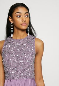 Lace & Beads - LUCA MAXI - Occasion wear - purple - 5
