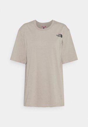 REDBOX TEE - T-shirt imprimé - mineral grey