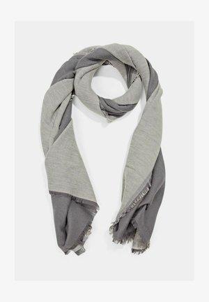 DOUBLEFACE - Sjaal - dark grey