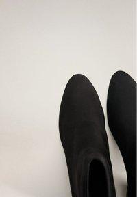 Mango - NOONA - Classic ankle boots - schwarz - 5