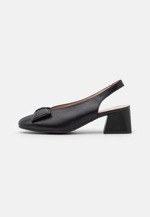 Classic heels - iseo nero