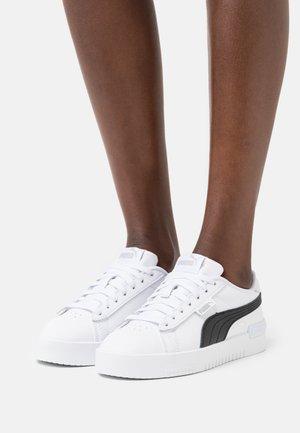 JADA - Sneakers - white/black/silver