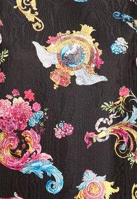 Versace Jeans Couture - LADY DRESS - Sukienka letnia - black - 4