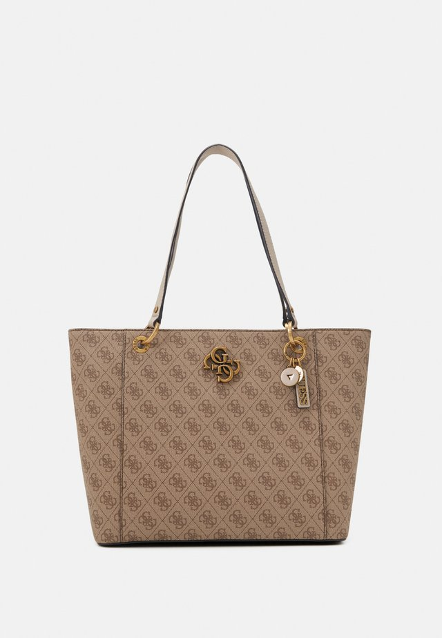 NOELLE ELITE TOTE - Shoppingveske - latte