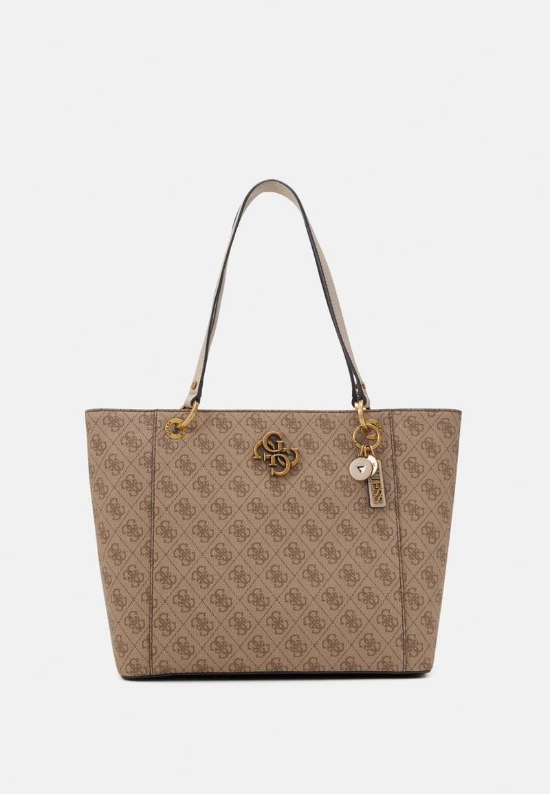 Guess - NOELLE ELITE TOTE - Shopper - latte