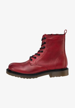 ANDROS - Lace-up ankle boots - velvet rot