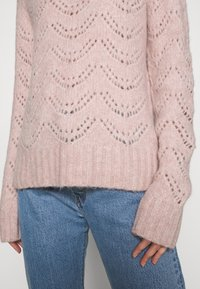 Pieces - NOOS - Pullover - misty rose - 5