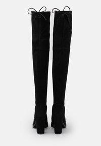 Stuart Weitzman - ZOELLA - High heeled boots - black - 3