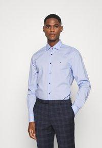 Tommy Hilfiger Tailored - SLIM FIT - Camicia elegante - blue - 0