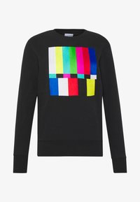 Bricktown - BLURRED SCREEN BIG - Sweatshirt - black - 3