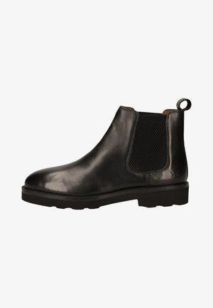 Korte laarzen - dunkelblau
