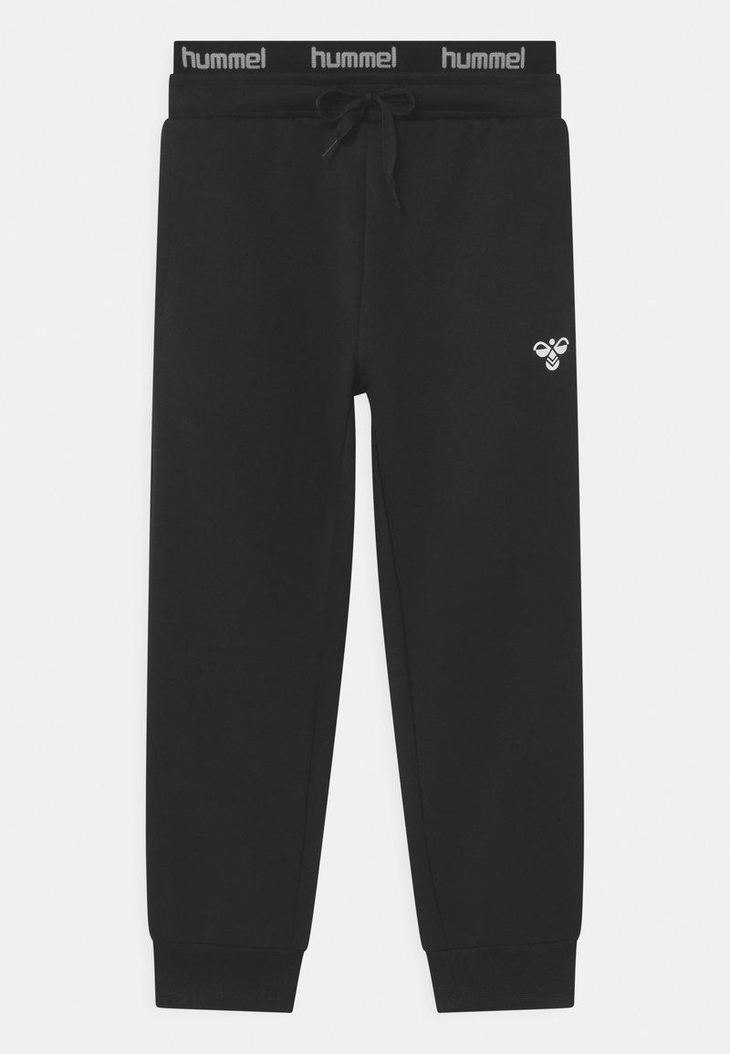 Hummel - NILAR UNISEX - Teplákové kalhoty - black