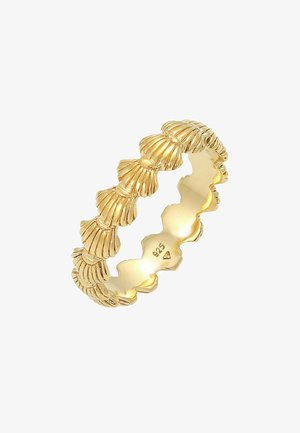 SHELL - Ring - gold