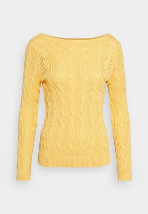 GASSED - Jumper - beach yellow
