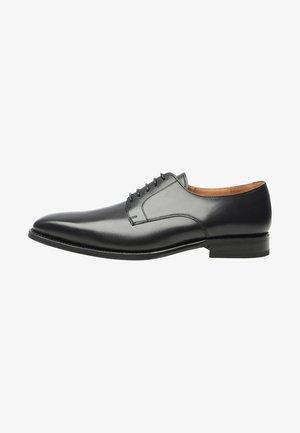 NO. 533 - Stringate eleganti - black