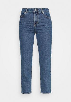 ELLE - Jeansy Straight Leg - denim blue