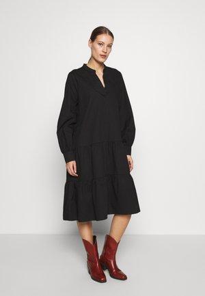 LUCIACRAS DRESS - Kjole - black
