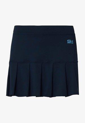 Sports skirt - navy blau