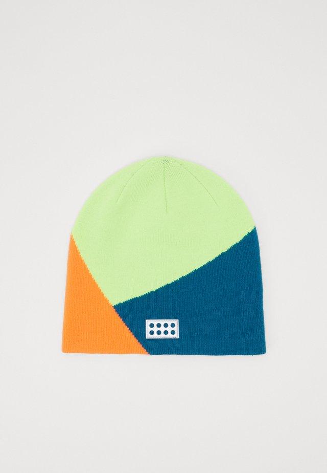 ATLIN - Čepice - dark turquoise