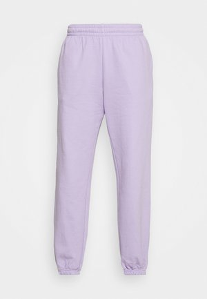 CORINNA  - Tracksuit bottoms - lilac