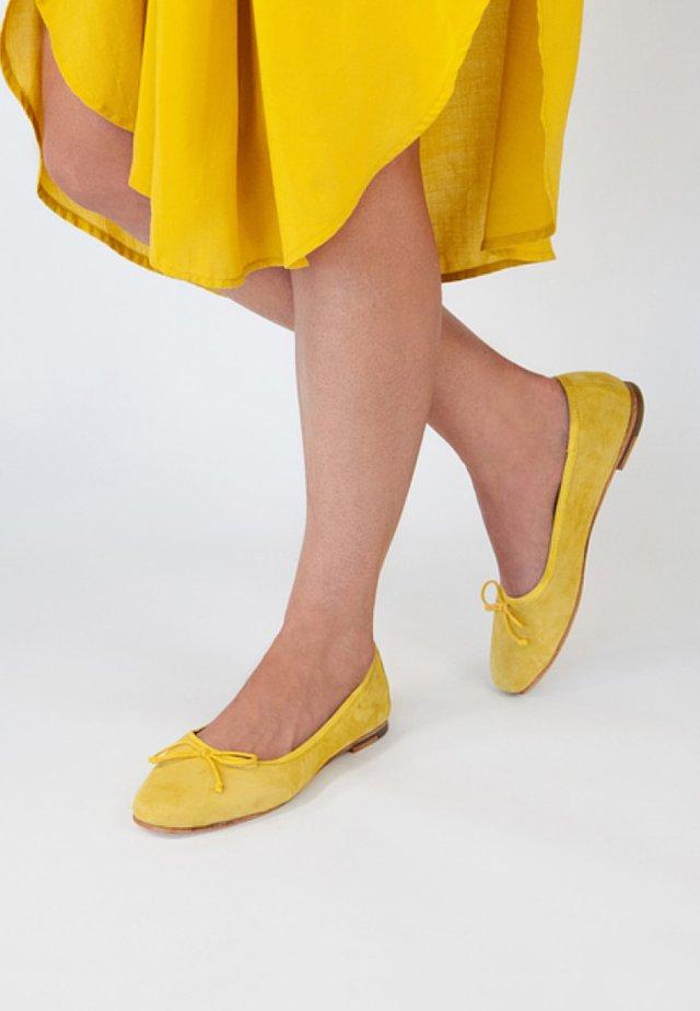 ERIN - Ballerine - yellow