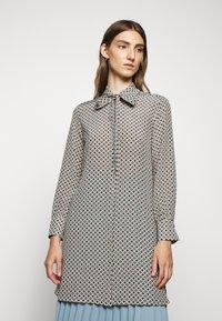 WEEKEND MaxMara - OKRA - Button-down blouse - jade - 0