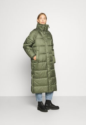 ARCTIC PUFFER COAT DETACHABLE HOOD - Winter coat - olivia gray
