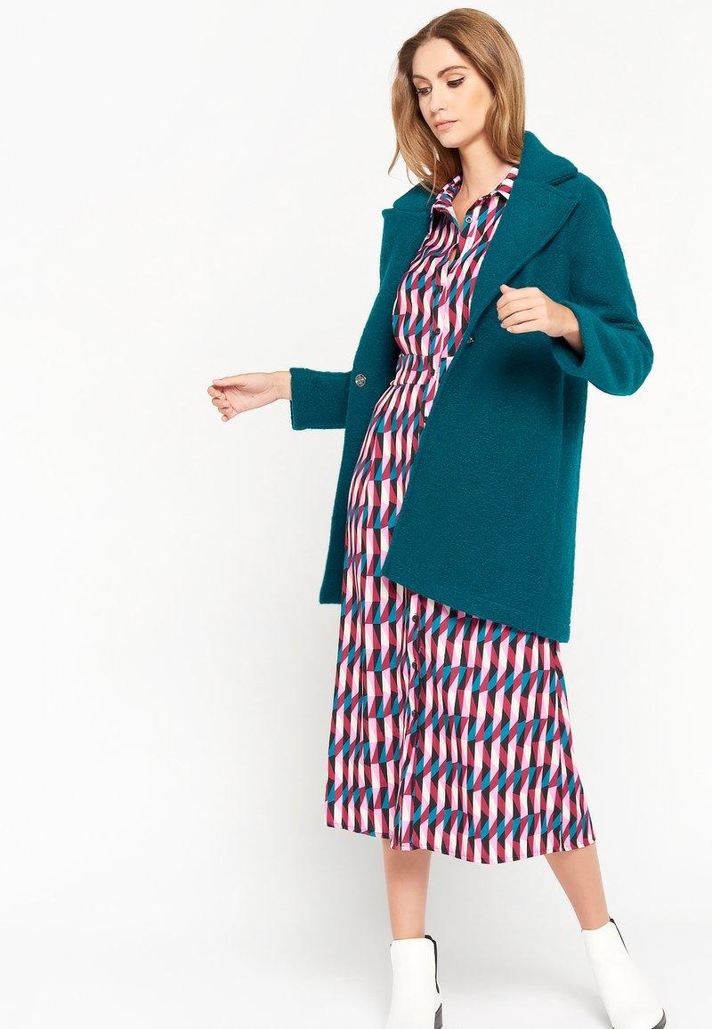 LolaLiza - Short coat - blue