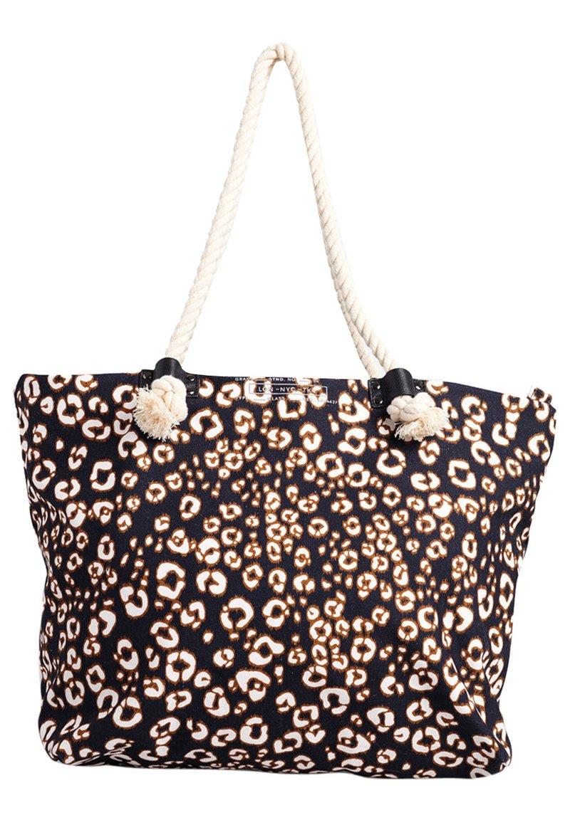 Superdry - Shopping bag - leopard print