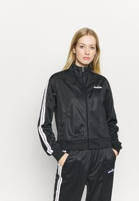 Diadora - LIGHT SUIT CHROMIA - Tracksuit - black - 0