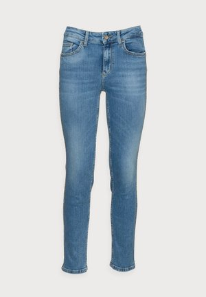 IDEAL - Slim fit jeans - blue clear vibes