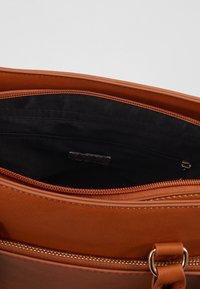 Anna Field - Handbag - cognac - 5