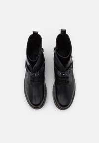 Pinko - MARTINE BOOT - Lace-up ankle boots - nero limousine - 4