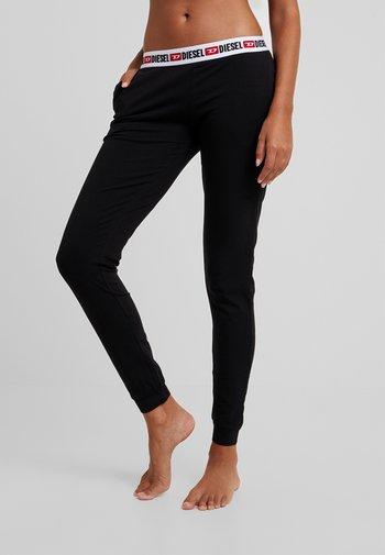 UFLB-BABYX TROUSERS - Pyjama bottoms - black