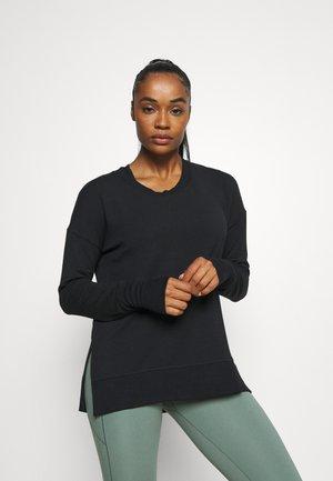 COASTER LUXE - Sweatshirt - black