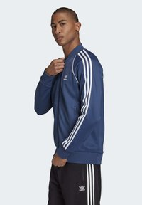 adidas Originals - SST TRACK TOP - Bomberjacke - blue - 3