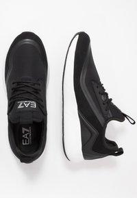 EA7 Emporio Armani - Sneakersy niskie - black - 1