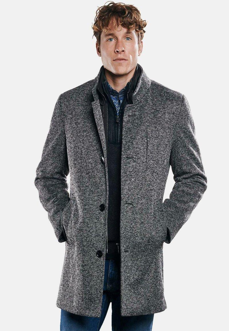 Engbers - Classic coat - grau