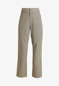 NORR - KINDSLEY PANTS - Broek - brown - 3