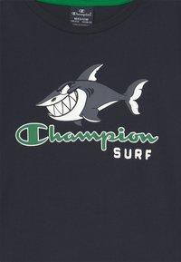 Champion - BEACHWEAR SET - Plavky - dark blue - 3
