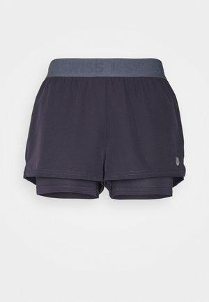 HYPERCOURT SHORT - Pantalón corto de deporte - graystone
