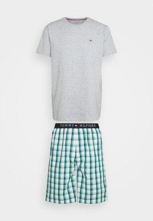 ORIGINAL SHORT SET  - Pyžamo - grey