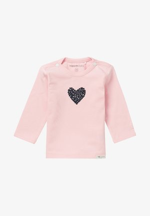 NATICK - Long sleeved top - light rose