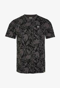 O'Neill - T-shirt print - grey - 3