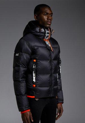 DIAMOND  PUFFER - Down jacket - black