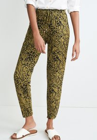 Next - Pantalon de survêtement - khaki - 0