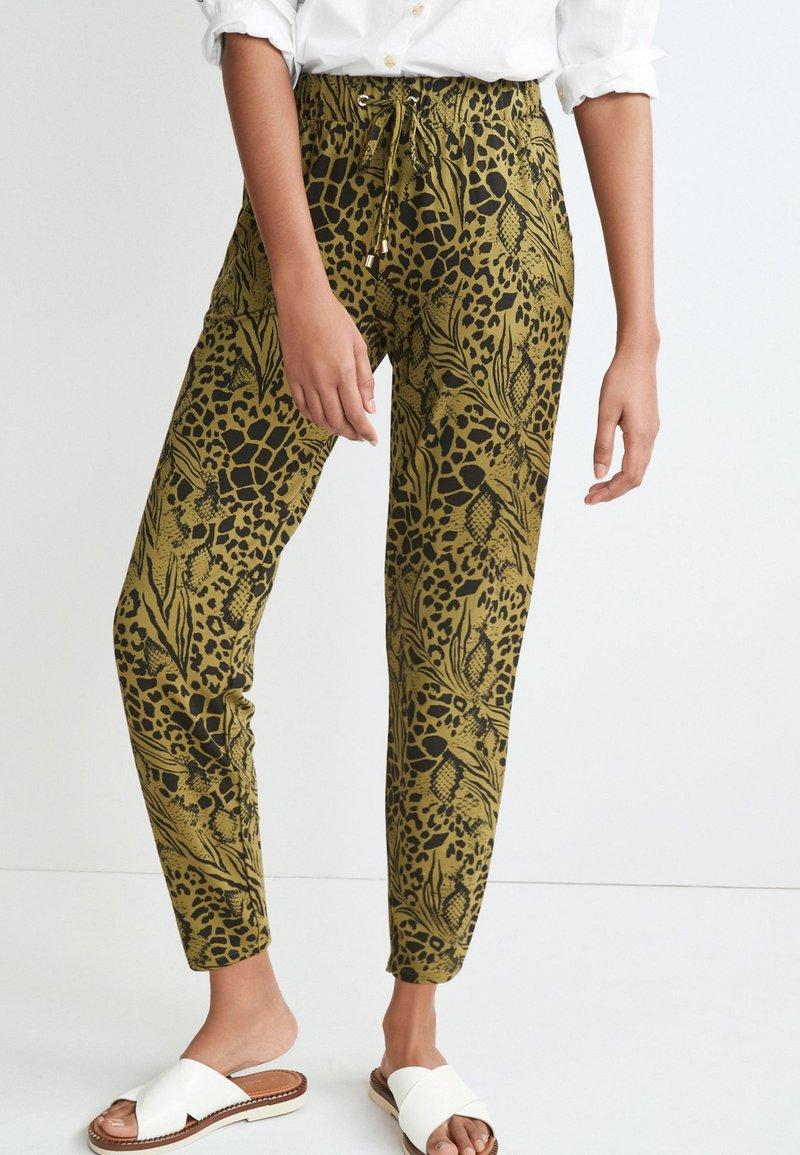 Next - Pantalon de survêtement - khaki