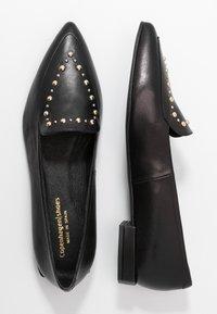 Copenhagen Shoes - SUCCES STUDS - Instappers - black - 3